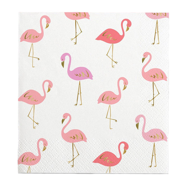 Cute beachy beverage napkins the best gifts at FantaSea Coastal Home beach house decor