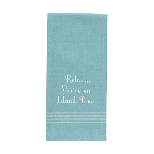 Hand Towel | Island Time