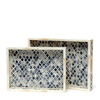 Made Goods Best Inlaid Trays at FantaSea Coastal Home beach house decor