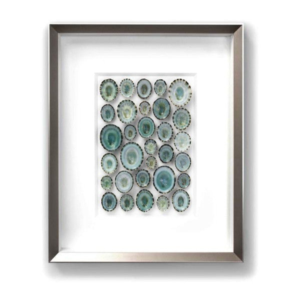 Aqua Limpets by Christopher Marley