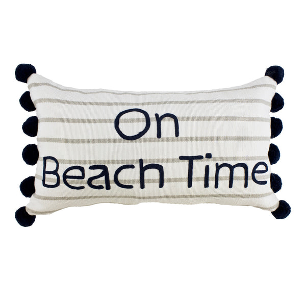 Pillow | On Beach Time