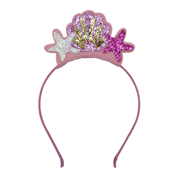 Mermaid Headband | Pink