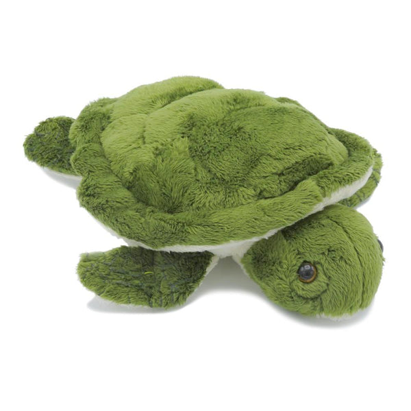 Baby sea turtles soft plush toys at FantaSea Coastal Home beach house decor