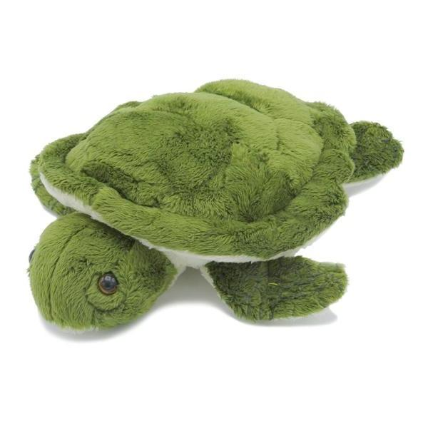 Sea Turtles Plush Toys Fantasea Coastal Home Beach House Decor