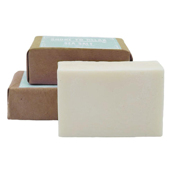 Shore to Relax Soap | Sea Salt