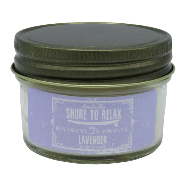Shore To Relax Candle | Lavender Mini