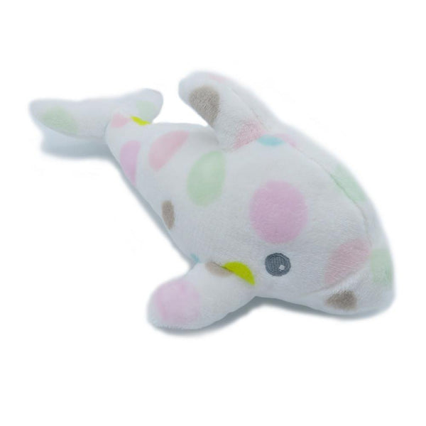 Spotted Dolphin Plush Toy for choldren at FantaSea Coastal Home beach house decor