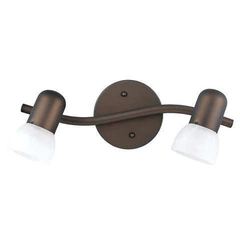 CANARM IT92 ORB - 2 HEADED OIL RUBBED BRONZE TRACK