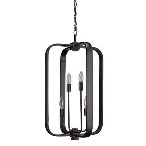 RUSSELL 280-816 JG - 4 LIGHT PENDANT