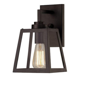 Outdoor lighting edmonton lighting ltd canarm ivl480a01orb 1 light oil rubbed bronze sconce workwithnaturefo