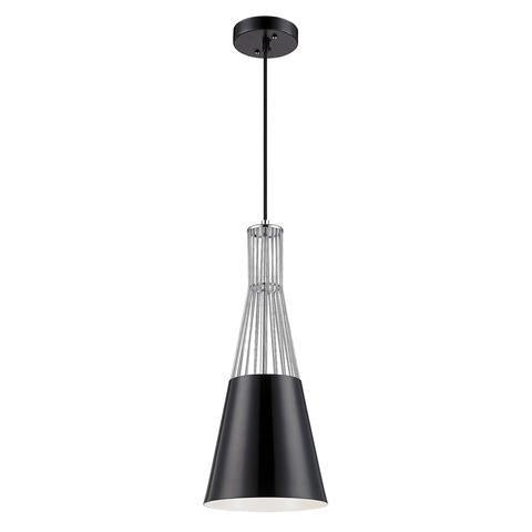 ULEXTRA P474 1 BK - SINGLE BLACK PENDANT