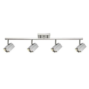 ULEXTRA TK416 4 SCH - 4 HEADED SATIN CHROME TRACK
