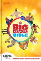 The CSB Big Picture Interactive Bible - Flowers Leathertouch