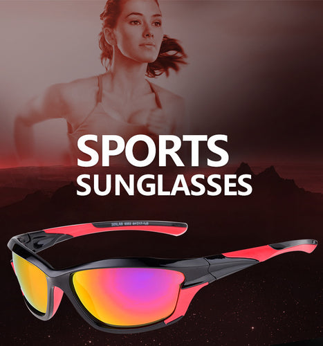 Adventurous Type Sunglasses