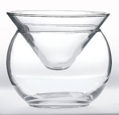 Artis Two Piece Martini Chiller Cocktail Glass 5.75oz (Box of 12)