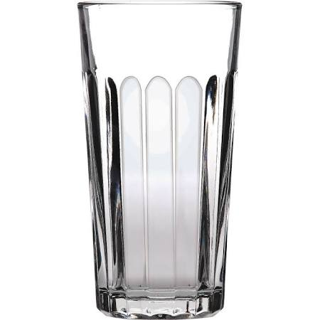 Libbey Duratuff Panelled Hi Ball Glasses 590ml CE Marked (Box of 24)
