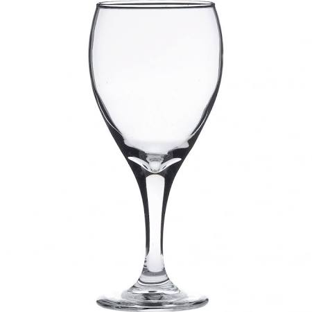 Libbey Teardrop Wine Goblets 350ml CE Marked at 250ml (Box of 36)