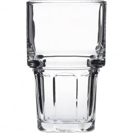Libbey Stacking Gibraltar Beverage Glass 12oz (Box of 36)