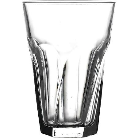 Libbey Gibraltar Twist Beverage Glasses 410ml CE Marked (Box of 12)