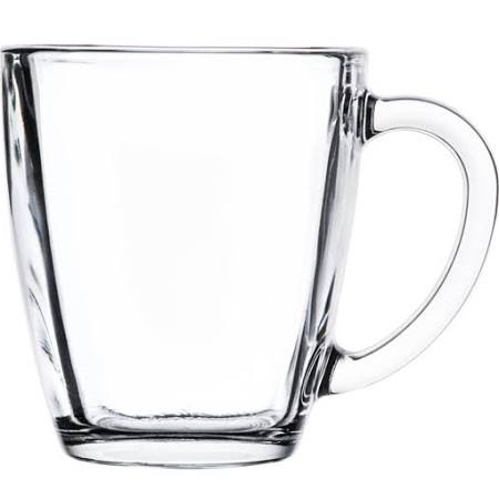 Tempo Glass Mugs 14oz (Box of 12)