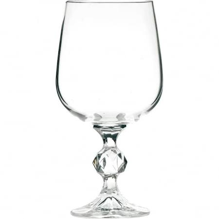 Artis Claudia Crystal U.S. Wine Goblet Glass 12oz (Box of 6)