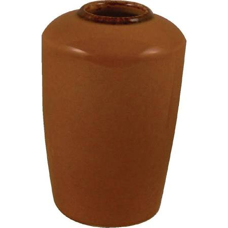 Steelite Terramesa Mustard Harmony Small Vases 100mm V7150 (Box of 12)