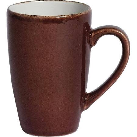 Steelite Terramesa Mocha Quench Mugs 285ml (Box of 24)