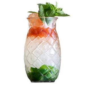 Hawaii Tiki Cocktail Glasses 18.3oz / 520ml (Box of 12)