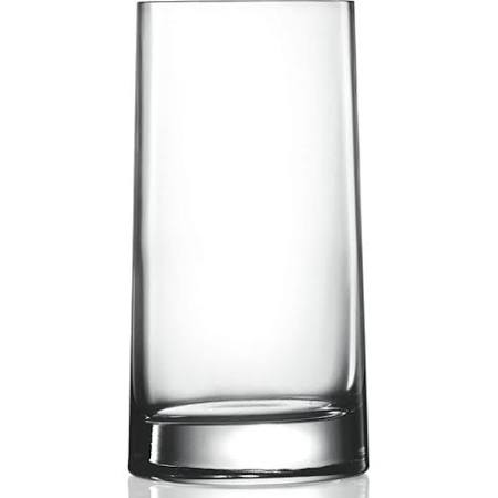 Luigi Bormioli Veronese Crystal Flutino Tumbler Glass 11oz (Box of 24)