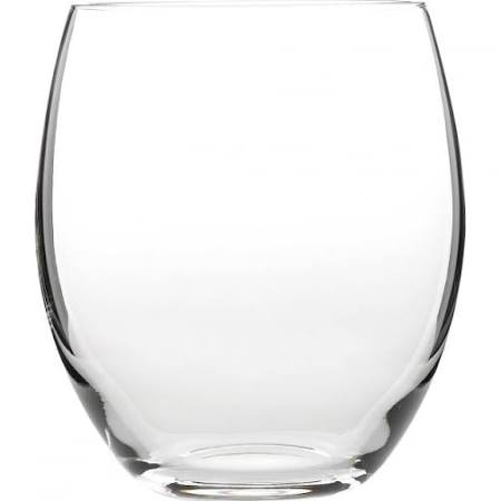 Luigi Bormioli Magnifico Crystal Water Tumbler Glass 18.25oz (Box of 24)