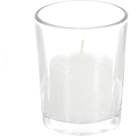 Clear Glass Candle Votive 5.5cm (Box of 24)