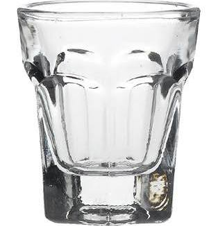 Artis Boston Shot Glass 1.25oz (Box of 48)