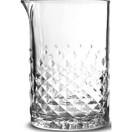 Carats Mixing Glass 26oz (Box of 6)