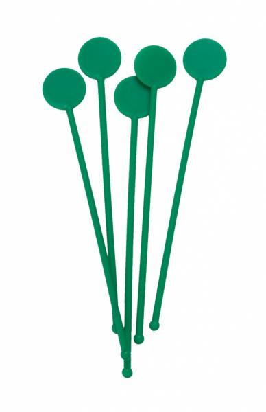 "7"" GREEN Disc Stirrers 1 x 250"
