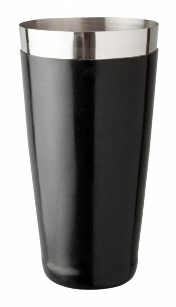 28 fl oz Boston Can Vinyl Coated BLACK