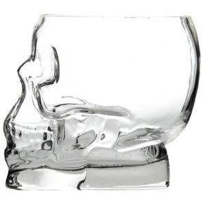 Tiki Skull Large Glasses 1.5 Litre 53oz (Box of 8)