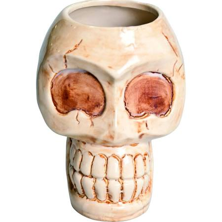 Artis Ceramic Tiki Skull Mug 31oz (Box of 6)
