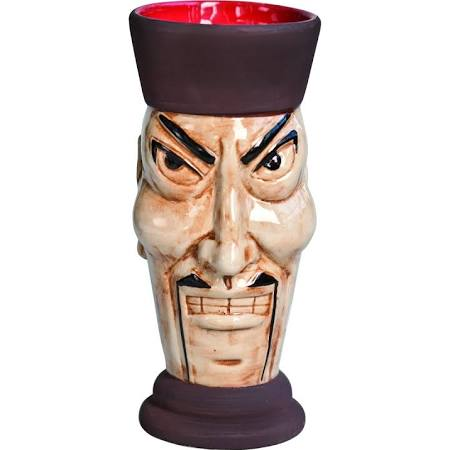 Artis Fu Manchu Tiki Mug 12.75oz (Box of 6)