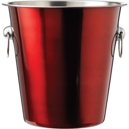 Artis Red Champagne Cooler 21.5cm x 20.5cm (Box of 6)