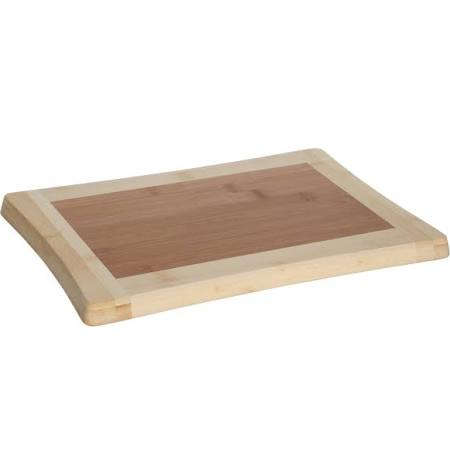 Bamboo Wooden Cutting Board 33cm x 23cm x 1.8cm (Box of 6)