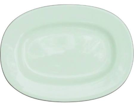 Churchill Alchemy Rimmed Oval Dishes 280mm - C718 (Box of 6)