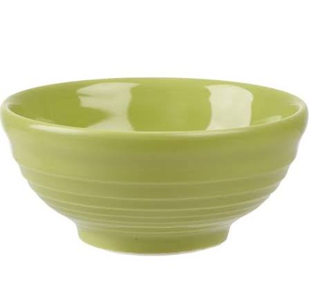 Churchill Bit on The side Ripple Snack Bowls Green 10oz / 280ml x 12 (Box of 12)