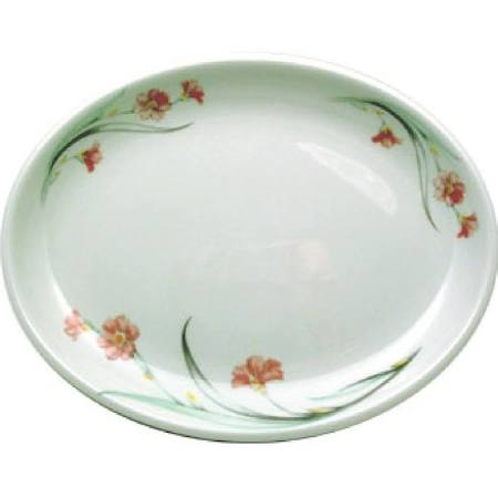 "Churchill Nova Chelsea Oval Platter - 12"" (Box of 12)"