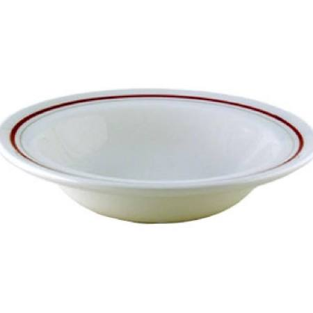 Churchill Nova Clyde Rimmed Fruit Bowls 160mm M059 (Box of 24)