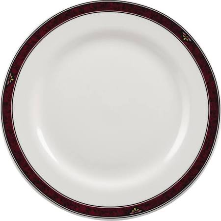 Churchill Milan Classic Plates 165mm M736 (Box of 24)