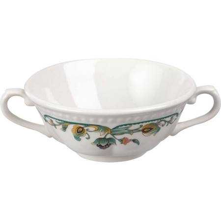 Churchill Buckingham Sumatra Handled Soup Bowls M496 (Box of 24)