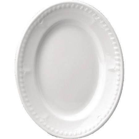 Churchill Buckingham White Pasta Plates 280mm W101 (Box of 12)