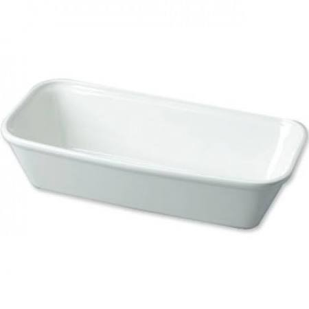 Churchill Counter Serve Rectangular Baking Dishes 120x 250mm - CA948 (Box of 4)