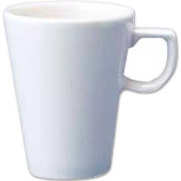 Churchill Beverage Cafe Latte Mug 14oz White (1 x 6) (Box of 6)