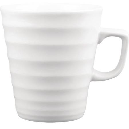 Churchill Latte Ripple Mugs 440ml - Dp874 (Box of 12)
